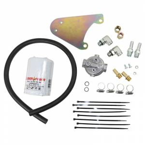 Automatic Trans/Parts - Automatic Trans Hard Parts - BD Diesel - BD Diesel Transmission Filter Kit - Ford 2008-2010 5R110 1064018