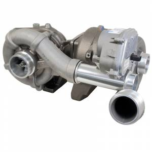 Turbo Chargers & Components - Turbo Chargers - BD Diesel - BD Diesel Exchange Twin Turbo Assembly - Ford 2008-2010 6.4L PowerStroke 179514-B