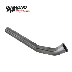 Exhaust - Down Pipes - Diamond Eye Performance - Diamond Eye Performance 2004.5-EARLY 2007 DODGE 5.9L CUMMINS 2500/3500 (ALL CAB AND BED LENGTHS)-PERFORM 262050