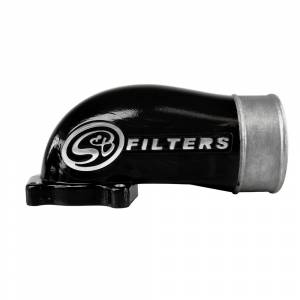 Air Intakes & Accessories - Air Intake Kits - S&B Filters - S&B Filters Intake Elbow (Black) 76-1003B