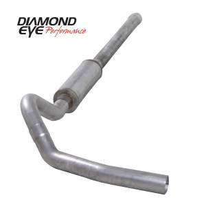 Exhaust - Exhaust Systems - Diamond Eye Performance - Diamond Eye Performance 2006-2007.5 CHEVY/GMC 6.6L DURAMAX 2500/3500 (ALL CAB AND BED LENGTHS) 4in. ALUM K4122A