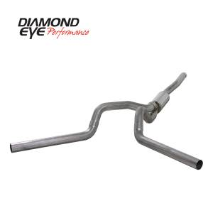 Exhaust - Exhaust Systems - Diamond Eye Performance - Diamond Eye Performance 2006-2007.5 CHEVY/GMC 6.6L DURAMAX 2500/3500 (ALL CAB AND BED LENGTHS) 4in. 409 K4124S