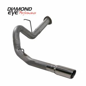 Exhaust - Exhaust Systems - Diamond Eye Performance - Diamond Eye Performance 2007.5-2010 CHEVY/GMC 6.6L DURAMAX 2500/3500 (ALL CAB AND BED LENGHTS) 4in. 409 K4130S