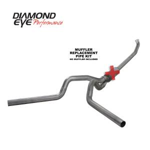 Exhaust - Exhaust Systems - Diamond Eye Performance - Diamond Eye Performance 2003-2004.5 DODGE 5.9L CUMMINS 2500/3500 (ALL CAB AND BED LENGTHS)-4in. 409 STAI K4220S-RP