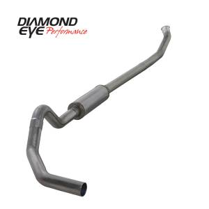Exhaust - Exhaust Systems - Diamond Eye Performance - Diamond Eye Performance 2004.5-2007.5 DODGE 5.9L CUMMINS 2500/3500 (ALL CAB AND BED LENGTHS)-4in. 409 ST K4235S