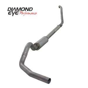 Exhaust - Exhaust Systems - Diamond Eye Performance - Diamond Eye Performance 1994-1997.5 FORD 7.3L POWERSTROKE F250/F350 (ALL CAB AND BED LENGTHS) 4in. 409 S K4307S