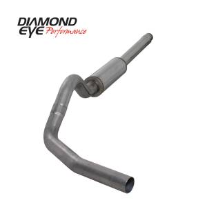 Exhaust - Exhaust Systems - Diamond Eye Performance - Diamond Eye Performance 1994-1997.5 FORD 7.3L POWERSTROKE F250/F350 (ALL CAB AND BED LENGTHS) 4in. 409 S K4310S