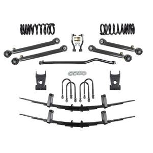Suspension/Lifts/Steering - Lift & Leveling Kits - Synergy MFG - Synergy MFG Ram 3 Inch Pre-Run System 10-13 Dodge Ram 2500/3500 4x4 Diesel Synergy MFG 8502-13