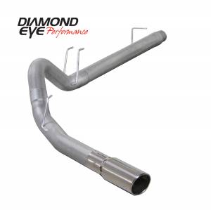 Diamond Eye Performance 2008-2010 FORD 6.4L POWERSTROKE F250/F350 (ALL CAB AND BED LENGTHS) 4in. ALUMINZ K4360A