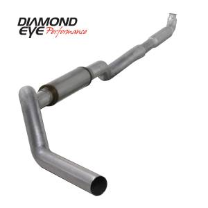 Exhaust - Exhaust Systems - Diamond Eye Performance - Diamond Eye Performance 2001-2007.5 CHEVY/GMC 6.6L DURAMAX 2500/3500 (ALL CAB AND BED LENGHTS) 5in. ALUM K5117A