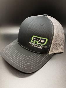 Gear & Apparel - Hats - PowerTech Diesel - PowerTech Diesel Snap Back Hat