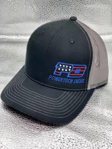 Gear & Apparel - Hats - PowerTech Diesel - PD snap back Merica Patriot Hat