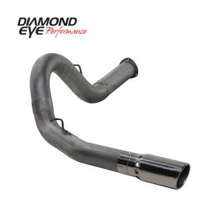 Exhaust - Exhaust Systems - Diamond Eye Performance - Diamond Eye Performance 2007.5-2010 CHEVY/GMC 6.6L DURAMAX 2500/3500 (ALL CAB AND BED LENGHTS) 5in. 409 K5134S