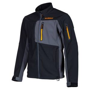 Gear & Apparel - Shirts - PowerTech Diesel - KLIM Inversion Jacket  BLACK - STRIKE ORANGE
