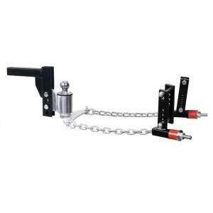 "Shop By Part - Towing - Andersen Hitches - Andersen Hitch 8"" Drop/Rise Weight Distribution Hitch 2-_ Shank 
