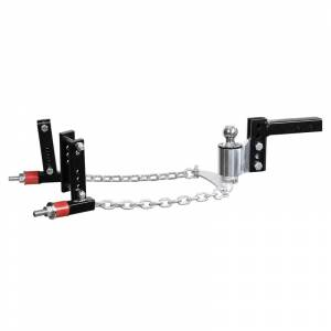 "Shop By Part - Towing - Andersen Hitches - Andersen Hitch 4"" Drop/Rise Weight Distribution Hitch 2 Shank 