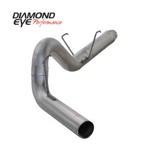 Exhaust - Exhaust Systems - Diamond Eye Performance - Diamond Eye Performance 2007.5-2012 DODGE 6.7L CUMMINS 2500/3500 (ALL CAB AND BED LENGTHS) 5in. 409 STAI K5252S
