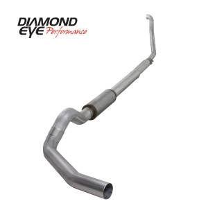 Exhaust - Exhaust Systems - Diamond Eye Performance - Diamond Eye Performance 1994-1997.5 FORD 7.3L POWERSTROKE F250/F350 (ALL CAB AND BED LENGTHS) 5in. ALUMI K5315A