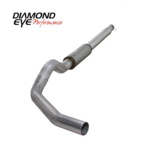 Exhaust - Exhaust Systems - Diamond Eye Performance - Diamond Eye Performance 1994-1997.5 FORD 7.3L POWERSTROKE F250/F350 (ALL CAB AND BED LENGTHS) 5in. ALUMI K5316A