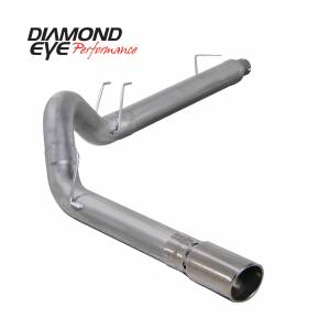 Diamond Eye Performance 2008-2010 FORD 6.4L POWERSTROKE F250/F350 (ALL CAB AND BED LENGTHS) 5in. ALUMINZ K5364A