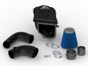 Air Intakes & Accessories - Air Intake Kits - Bully Dog - Bully Dog 2005-2006 Duramax LLY RFI Cold Air Intake System | 53106