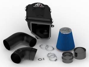Air Intakes & Accessories - Air Intake Kits - Bully Dog - Bully Dog 2006-2007 Duramax 6.6L LBZ RFI Cold Air Intake System | 53107