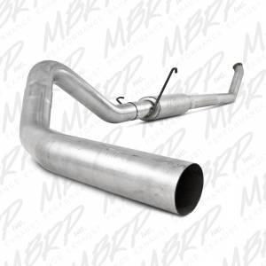 MBRP Exhaust - MBRP 2003-2004 Cummins 5.9L Turbo Back Exhaust System