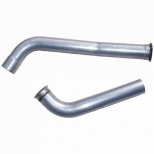 MBRP Exhaust - MBRP 2003-2007 Powerstroke 6.0L Aluminized Exhaust Down Pipe Kit DA6206