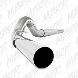 MBRP Exhaust - MBRP 2003-2007 Powerstroke 6.0L Cat Back Exhaust Systems - Image 5