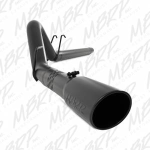 Exhaust - Exhaust Systems - MBRP Exhaust - MBRP 2008-2010 Powerstroke 6.4L DPF Filter Back Exhaust System