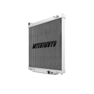 Cooling System - Cooling System Parts - Mishimoto - Mishimoto Aluminum Radiator Ford Powerstroke 1999-2003