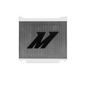 Cooling System - Cooling System Parts - Mishimoto - Mishimoto Aluminum Radiator Ford Powerstroke 1995-1997
