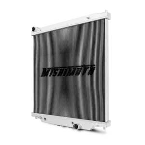 Cooling System - Cooling System Parts - Mishimoto - Mishimoto Aluminum Radiator | Ford 6.0L Powerstroke 2003-2007