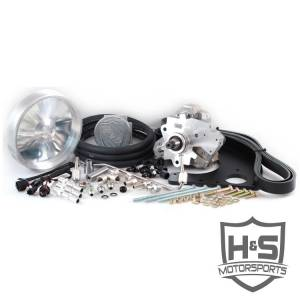 Fuel System - Fuel System Parts - H&S Performance - H&S Dual High Pressure Kit for 2011-13 Ford 6.7L Powerstroke