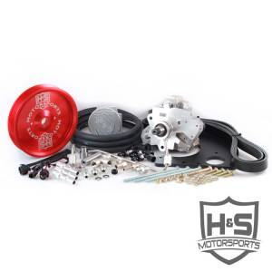 H&S Performance - H&S Dual High Pressure Kit for 2011-13 Ford 6.7L Powerstroke - Image 3