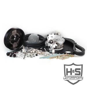 H&S Performance - H&S Dual High Pressure Kit for 2011-13 Ford 6.7L Powerstroke - Image 4