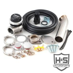 Turbo Chargers & Components - Turbo Charger Kits - H&S Performance - H&S Wastegate Kit for 2008-10 Ford 6.4L Powerstroke