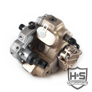 H&S Performance - H&S Motorsports 2007.5-2013 Cummins 6.7L 10MM Stroker Performance CP3 Pump | 211002