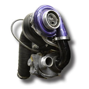 Turbo Chargers & Components - Turbo Charger Kits - ATS Diesel - ATS Diesel 2010.5-2014 Cummins 6.7L Aurora Plus 7500 Compound Turbo System | 2029722362