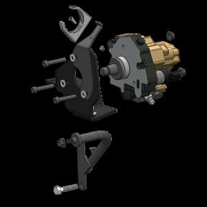 ATS Diesel - ATS Diesel 2003-2004 Cummins 5.9L Twin Fueler CP3 Pump Kit | 7019002272 - Image 3