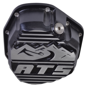ATS Diesel - ATS Diesel 1986-2007 Powerstroke Rear Differential Cover | 4029003068 - Image 2