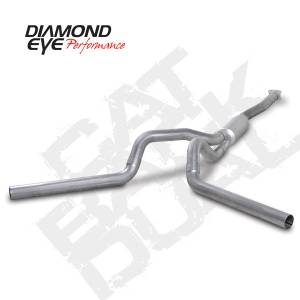 Diamond Eye Performance - Diamond Eye 2001-2005 Duramax Cat Back Dual Exhaust Systems - Image 2
