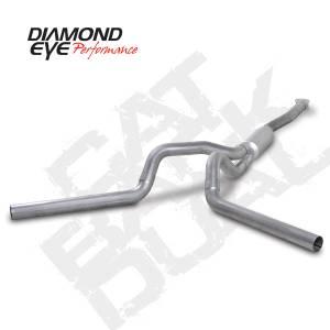 Diamond Eye Performance - Diamond Eye 2001-2005 Duramax Cat Back Dual Exhaust Systems - Image 2