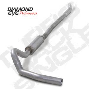 Diamond Eye Performance - Diamond Eye 2001-2007 Duramax Turbo Back Quiet Tone Exhaust Systems - Image 2