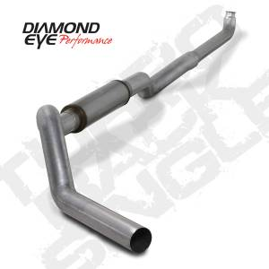 Diamond Eye Performance - Diamond Eye 2001-2007 Duramax Turbo Back Exhaust Systems - Image 1