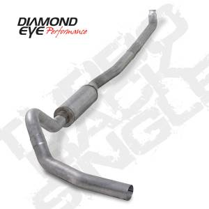 Diamond Eye Performance - Diamond Eye 2001-2007 Duramax Turbo Back Exhaust Systems - Image 2