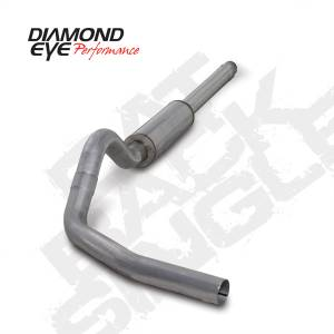Exhaust - Exhaust Systems - Diamond Eye Performance - Diamond Eye 1994-1997 Powerstroke Cat Back Exhaust