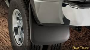 Husky Liners - Husky Liners 2011-2014 Super Duty Dually Rear Custom Molded Mud Flaps - Image 6