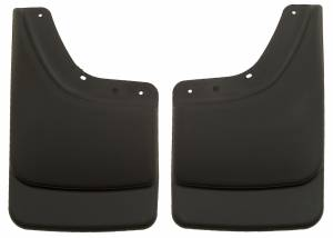 Exterior - Exterior Accessories - Husky Liners - Husky Liners 2003-2009 Ram Without Flares Rear Molded Mud Flaps