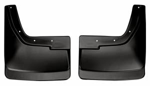 Exterior - Exterior Accessories - Husky Liners - Husky Liners 1994-2002 Ram Dually Rear Molded Mud Flaps